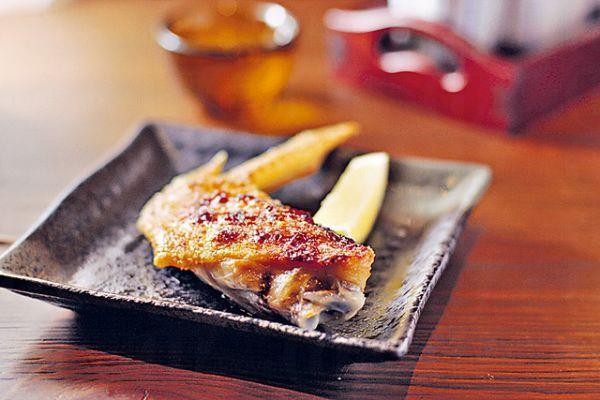阿波尾雞翼($26):日本阿波尾雞翼體積比一般雞翼要大,肉質結實,雞味較濃。