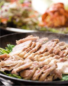 Bossam韓式豬腩肉