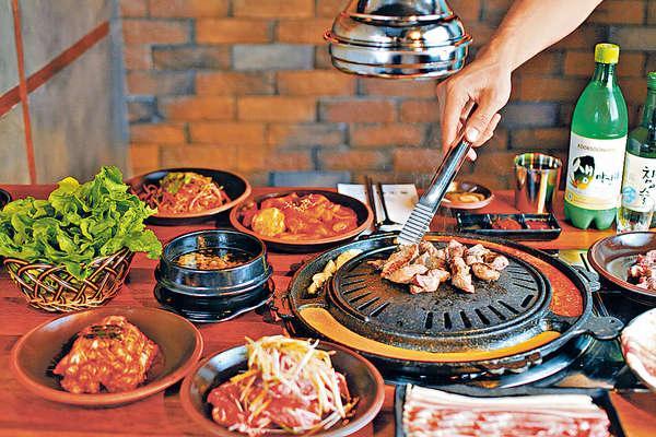 護心肉 $150:鎮店之選,即是豬橫隔膜與肝之間的肌肉肉筋,口感結實如厚切豬扒,配上特製醃料,入口香甜、肉味濃厚。