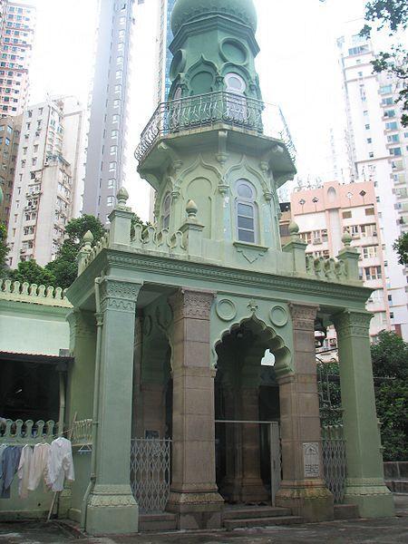 些利街清真寺