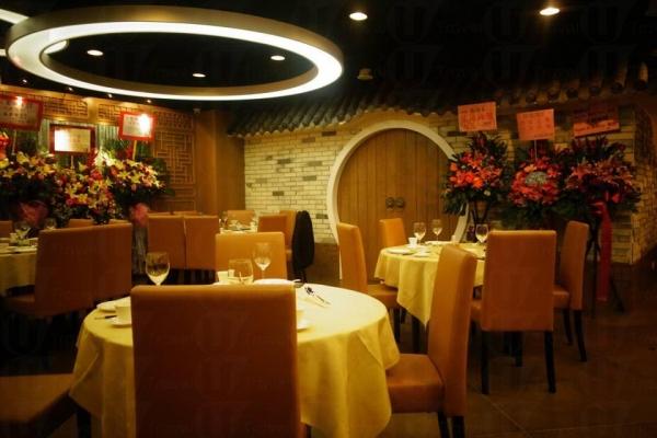 餐廳裝修古色古香