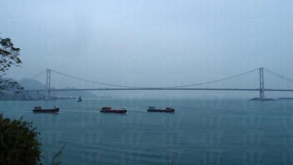 三分一路程均可賞青馬大橋景。