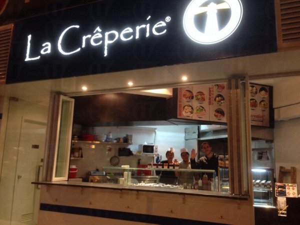 La Creperie take away