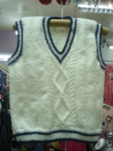 不想手動自己織,也可以請林太代織,另外收費。