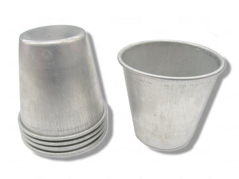 用來做甜品的鋁杯$6.5個起。