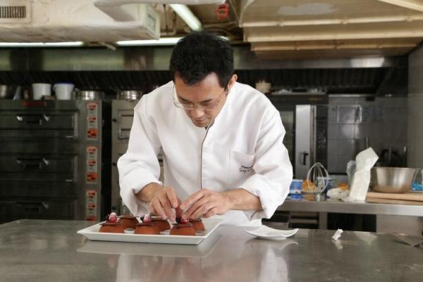 前帝苑酒店糕餅總廚 Tony Wong 自家開設的西餅店,質素有保證