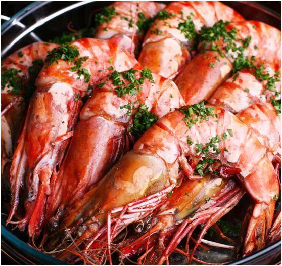 來自莫桑比克的大紅蝦,鮮甜又好肉