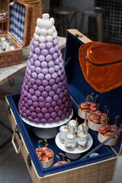 Jouer Patisserie 全店只賣 Macaron,每天供應五至六款特色口味。