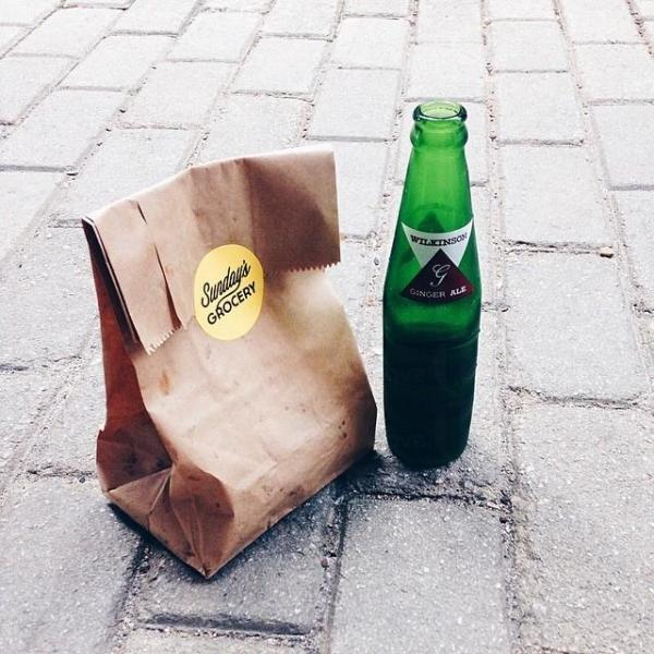 Sunday's Grocery
