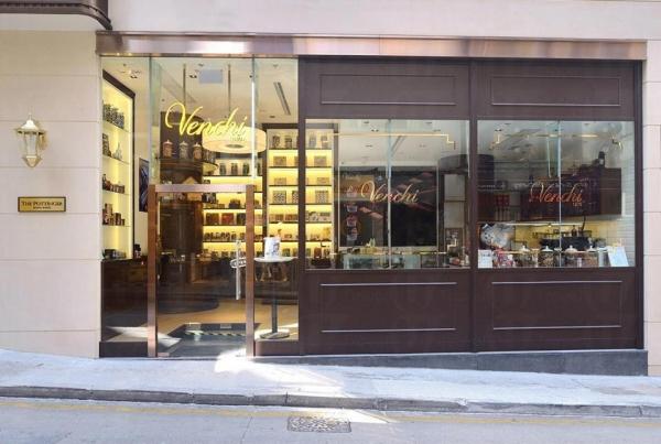 Venchi 在中環開設了第3間分店。