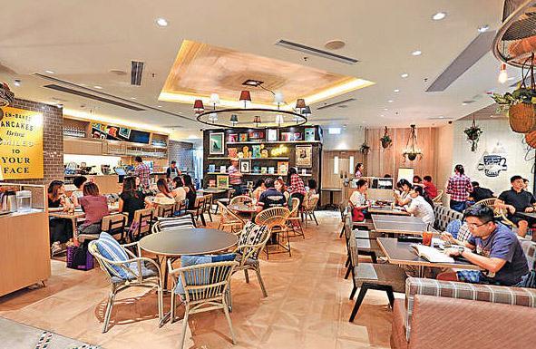 沙田Rosie's Cafe