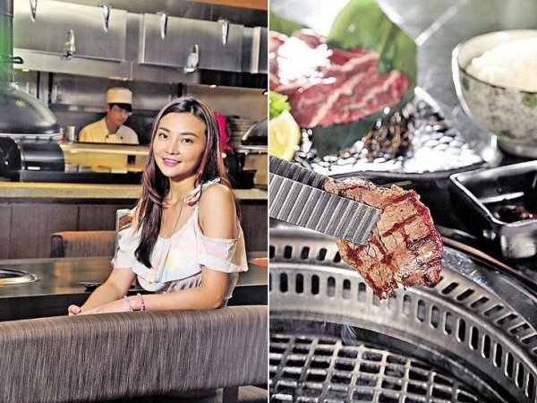 老闆張家瑩喜歡吃泰菜和日本菜,第一次開餐廳,亦首選這兩個菜系。/ 澳洲牛面肉($98):油脂不多,以爽口富彈性見稱,不喜歡太肉感或油膩,可選試這部位。可蘸麵豉醬、辣醬或燒汁品嘗,提升肉鮮味,又不減焦香