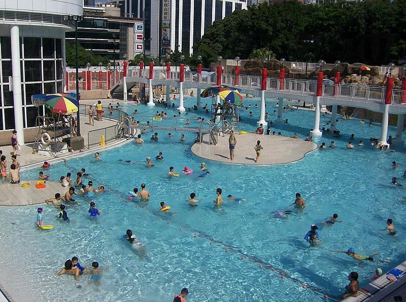 全港泳池發現糞便排行榜 北區「黃金」最多