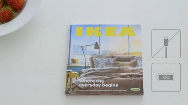 惡搞!IKEA 2015目錄扮蘋果賣廣告 !