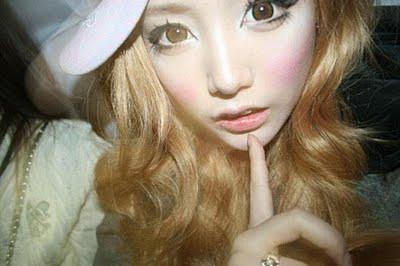 超強不卸妝美女? 南韓「裴達美」睡覺帶妝持續2年