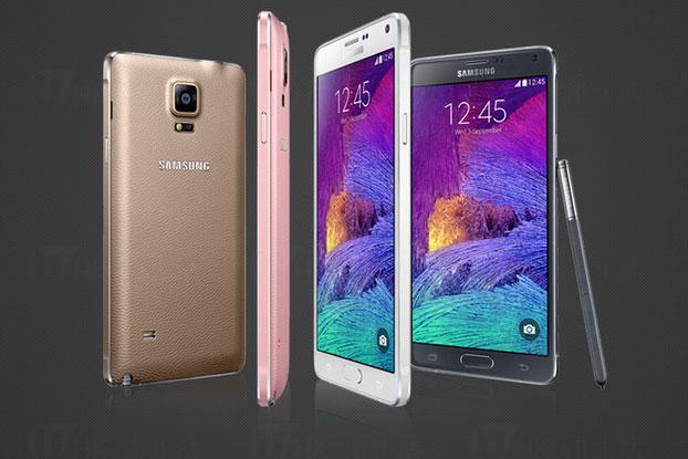Samsung Galaxy Note 4 香港定價 $6298