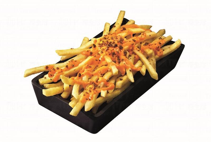 立即試食 麥當勞唧唧芝士薯條