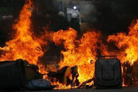 全球各地示威遊行回顧 德國及土耳其