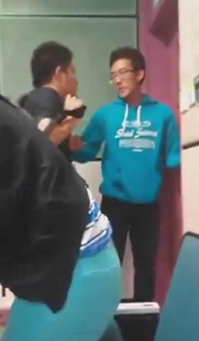 「清華生」港大打講師 現場同學拍攝片段流出
