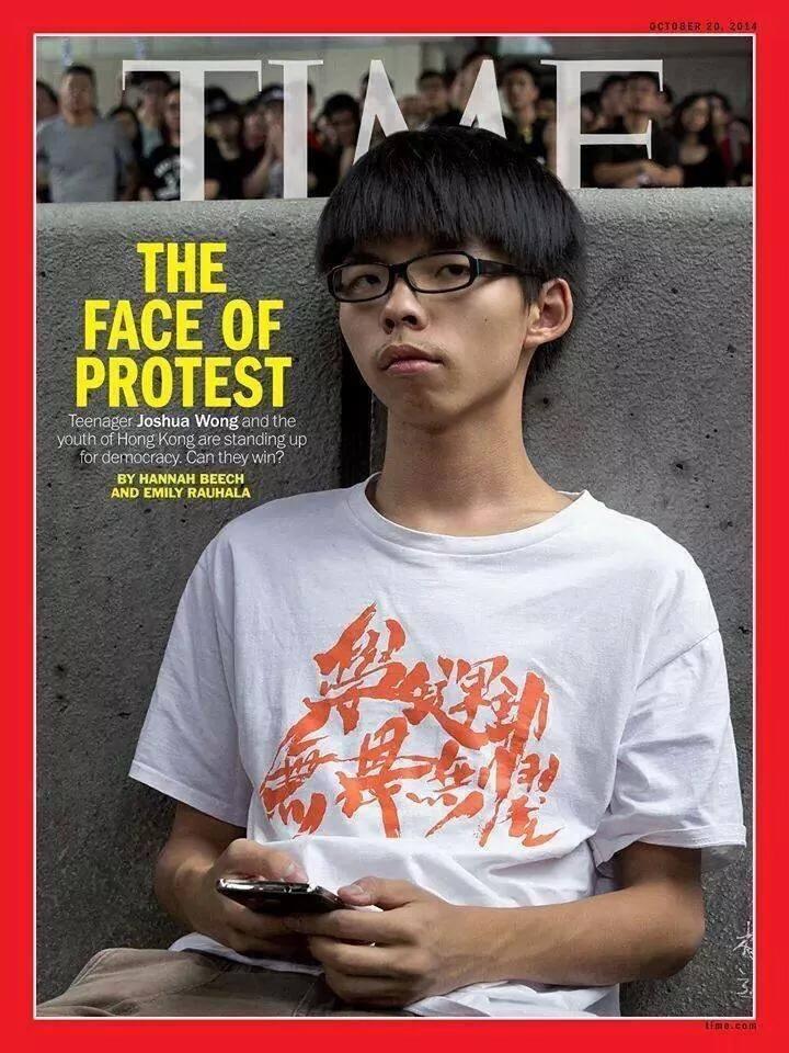 10個屬於香港的《Time》時代雜誌封面