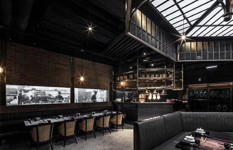 中環MOTT32餐廳 獲全球最佳室內設計大獎