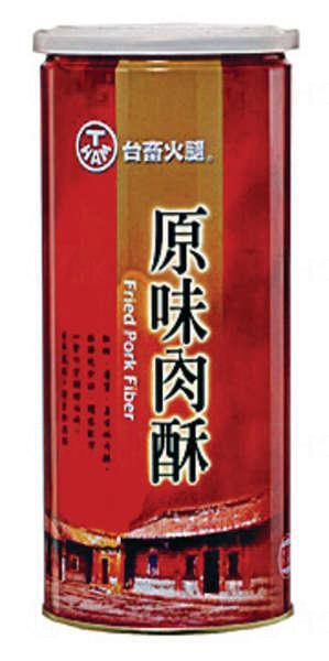4款台灣肉鬆 食安中心籲回收