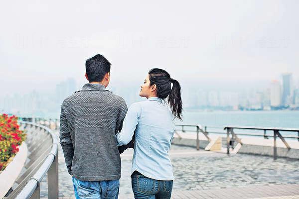 港男女海外極速約會 首選台灣