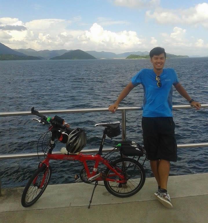 單車達人李明熙 醒你香港踩單車 4 個貼士