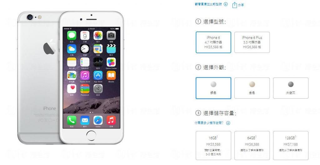 iPhone 6 返貨!最快3天送抵