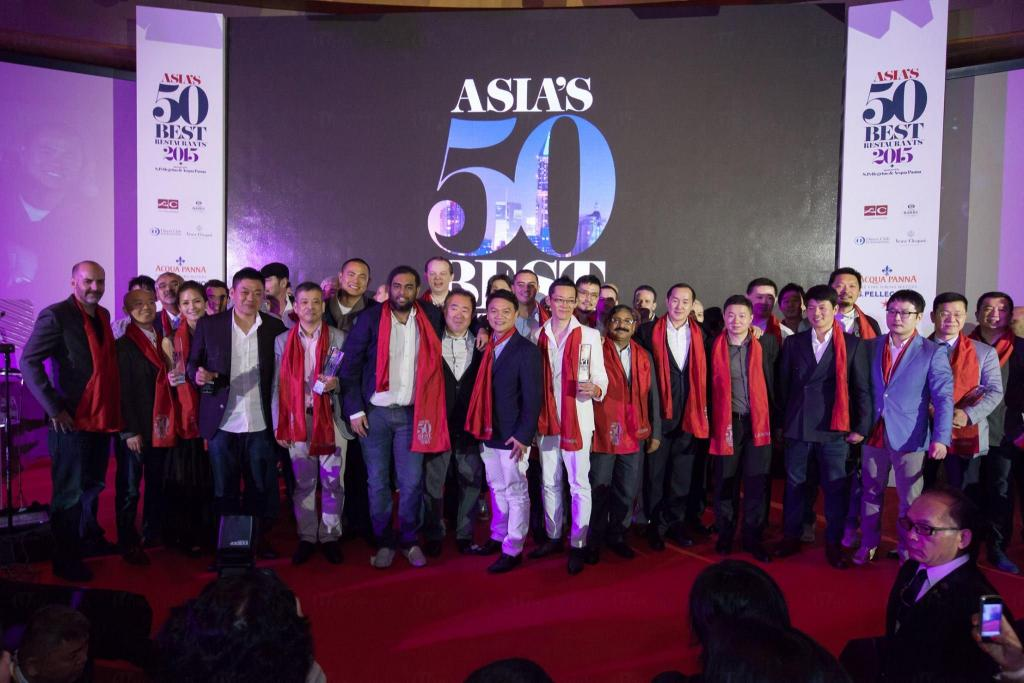 「亞洲 50 最佳餐廳」名單出爐 香港9餐廳入選