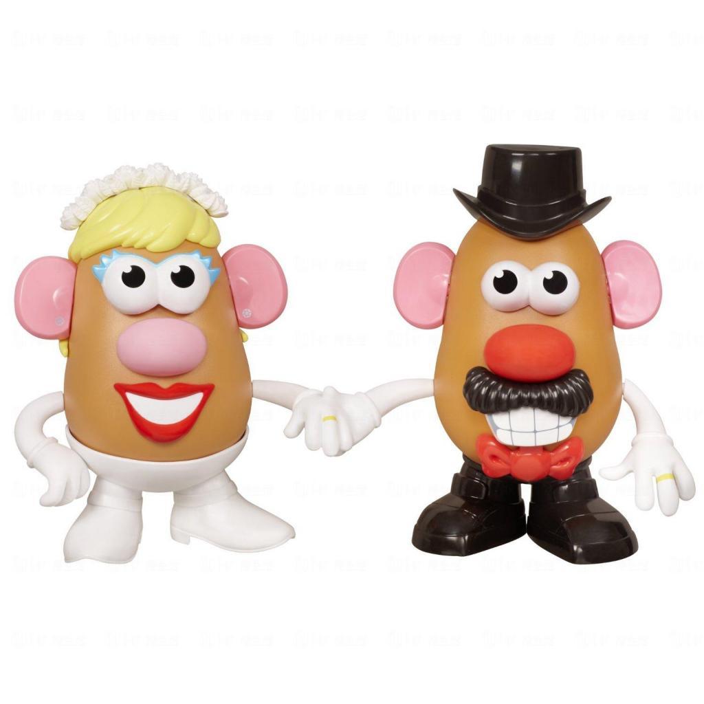薯蛋頭先生其實不是來自《Toy Story》!17個薯蛋頭秘密大公開