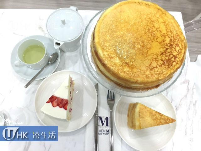 Lady M新店直擊!2款人氣蛋糕即場試食