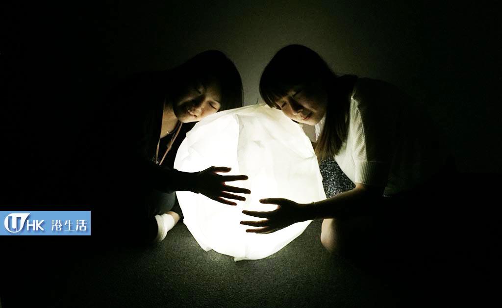 20蚊自製LUNA浪漫月亮燈 原來好易!