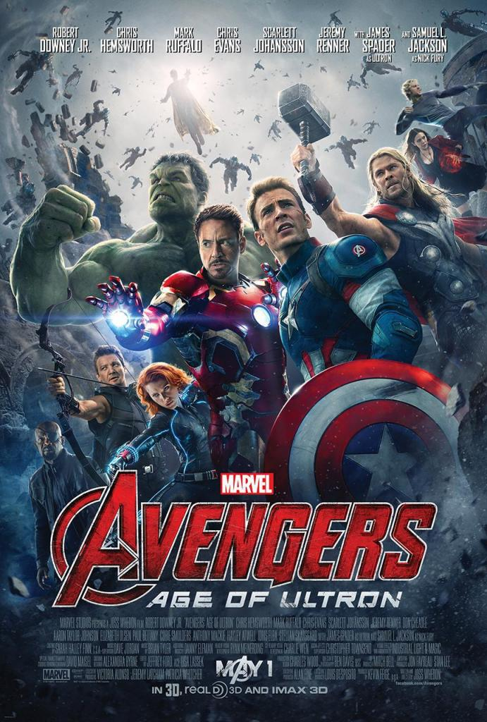 《復仇者聯盟2》英雄片酬大公開!Iron Man與變形俠醫的人工差太遠了吧?!
