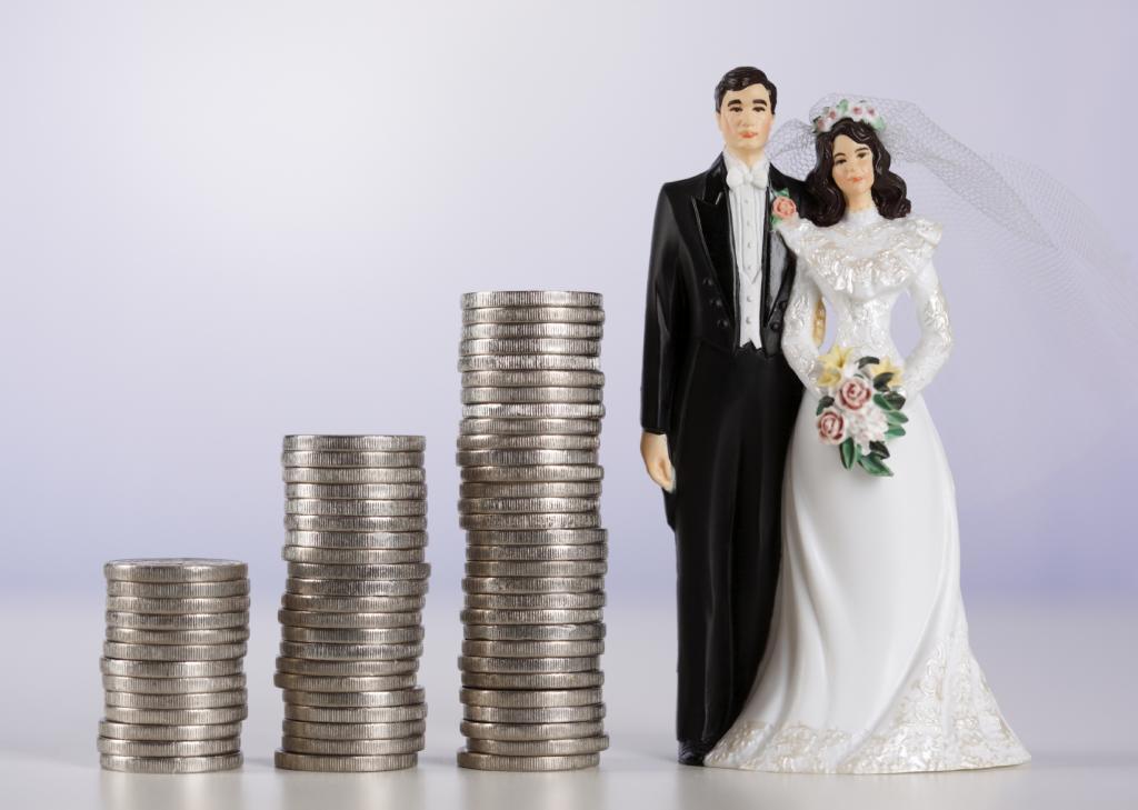 結婚使費AA制港女感擔憂 網友:接受不到不如不結