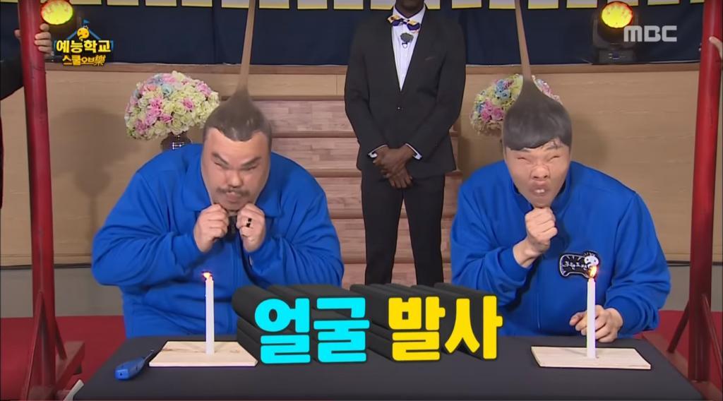 美韓綜藝之神大對決 Jack Black劉在錫絲襪笠頭面目全非