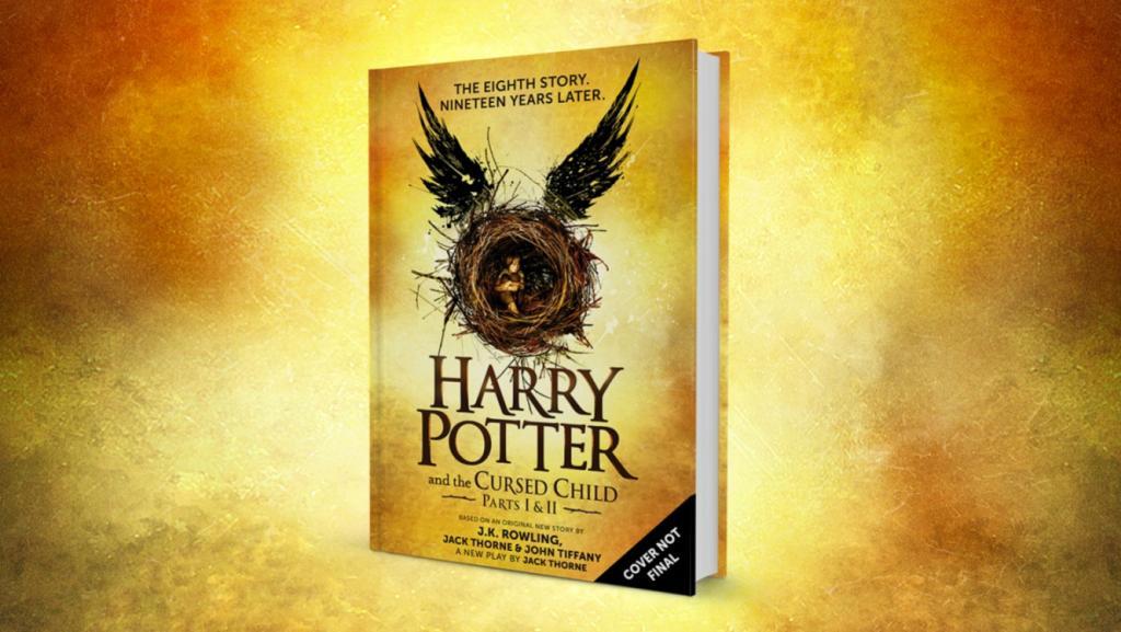 Harry Potter「第八集」新書 今夏有得睇!