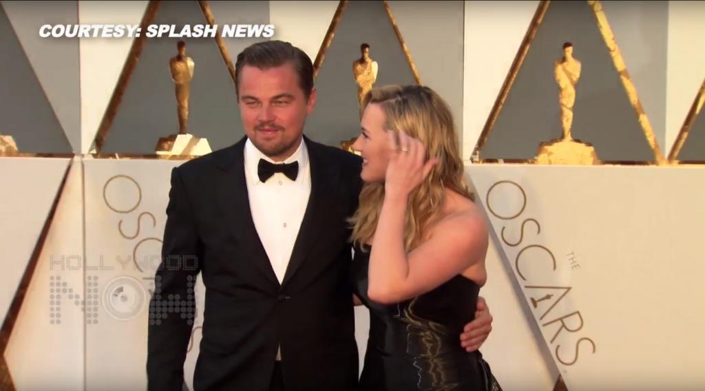 《鐵達尼號》拍檔奧斯卡再合體 愛的抱抱證真友情