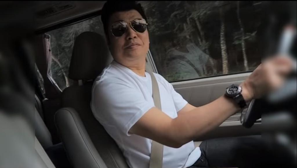 惡搞黎明rap住揸車 阮兆祥挑機「橫掂hip hop」