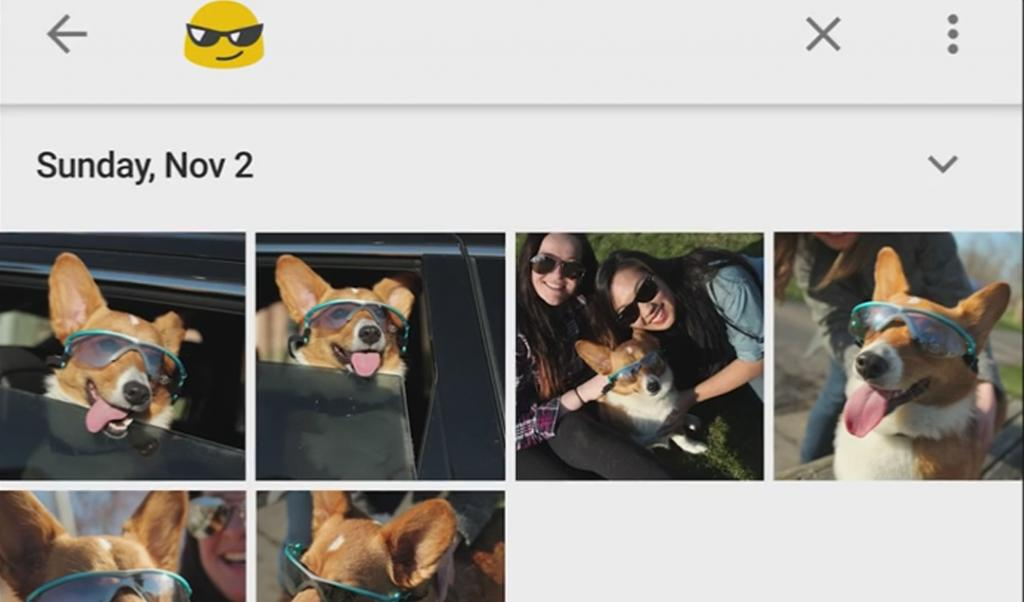 Google Photo新功能!用Emoji都可以Search相?