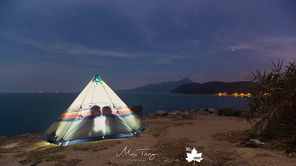 找男朋友一定要找會露營的男孩