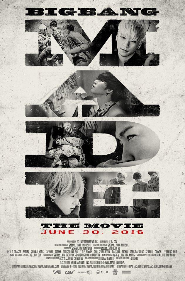電影預告有亮點! G-Dragon「裸」住毛巾賣萌