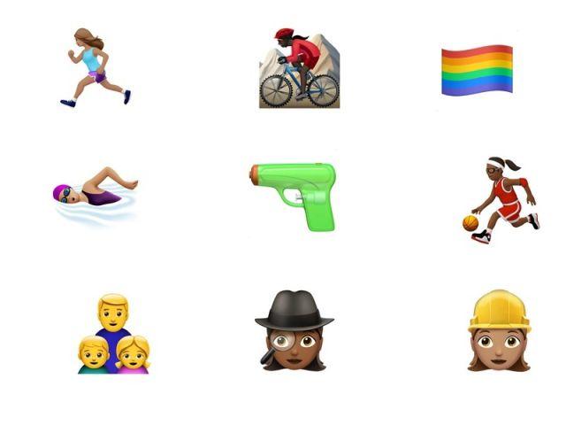 有Emoji被消失?iOS 10全新Emoji兩大新亮點
