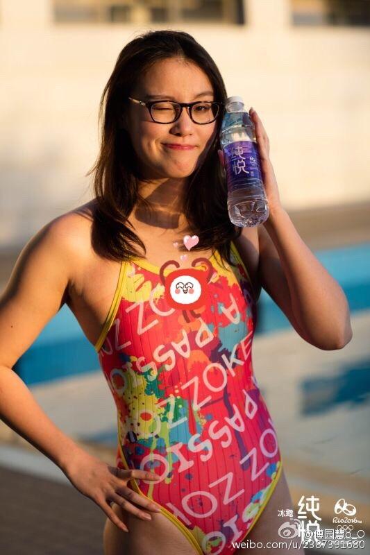 無懼被投訴倒米 泳壇「火雞姐」踢爆代言內幕