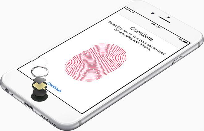 蘋果防盜新專利 自動記錄賊人外貌及指紋