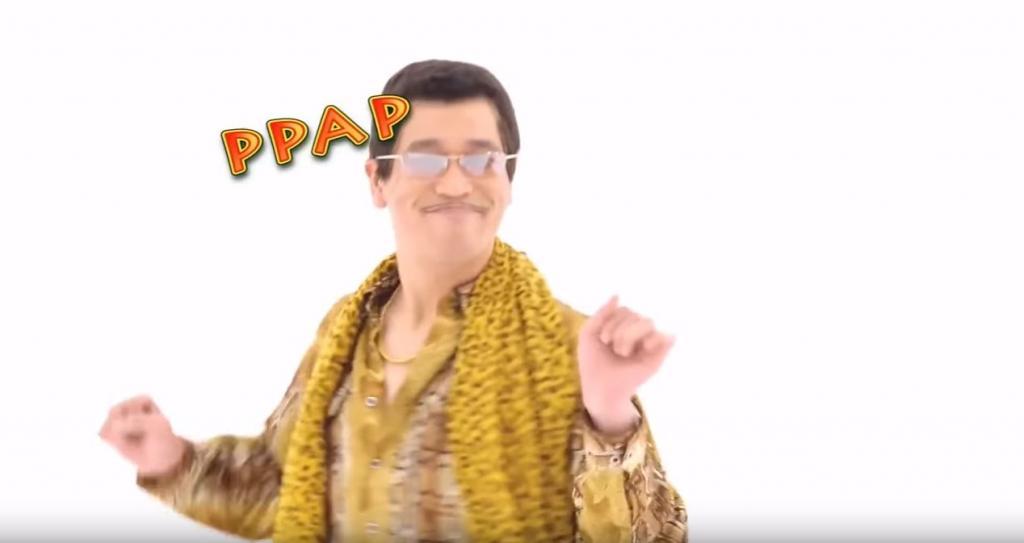 吳若希都跟住唱!日本最新洗腦神曲「PPAP」