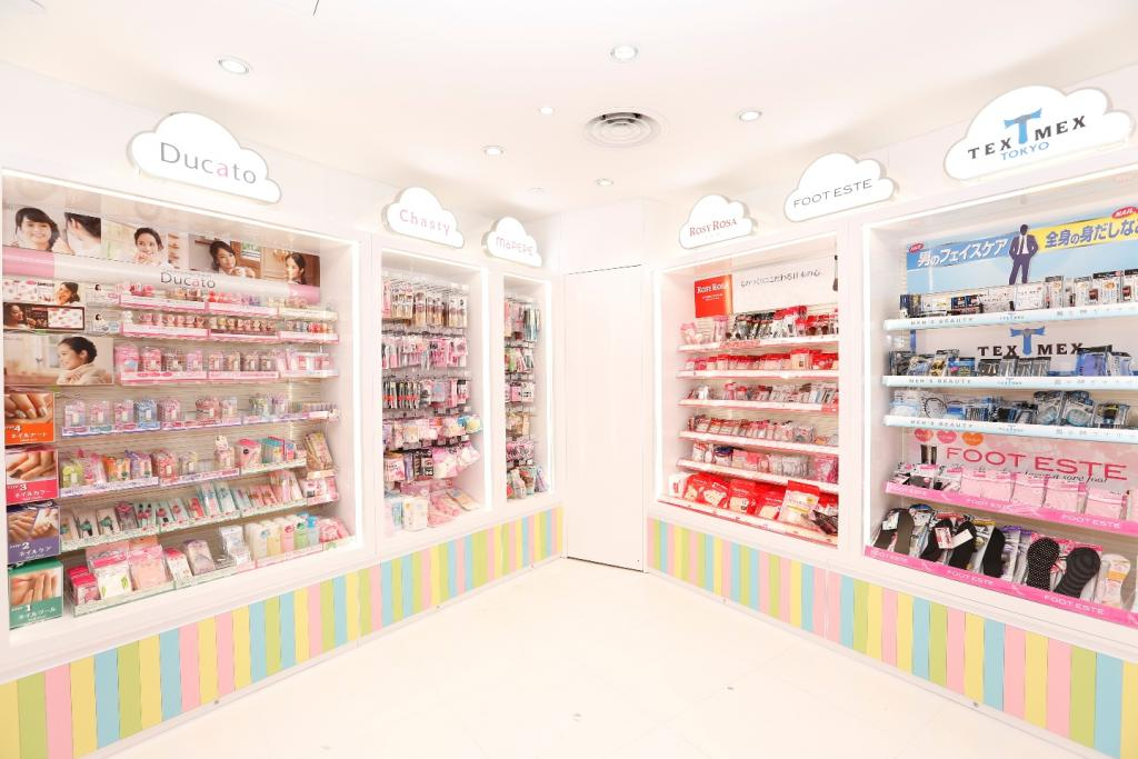 8大日本美妝品牌 首度進駐大型百貨公司
