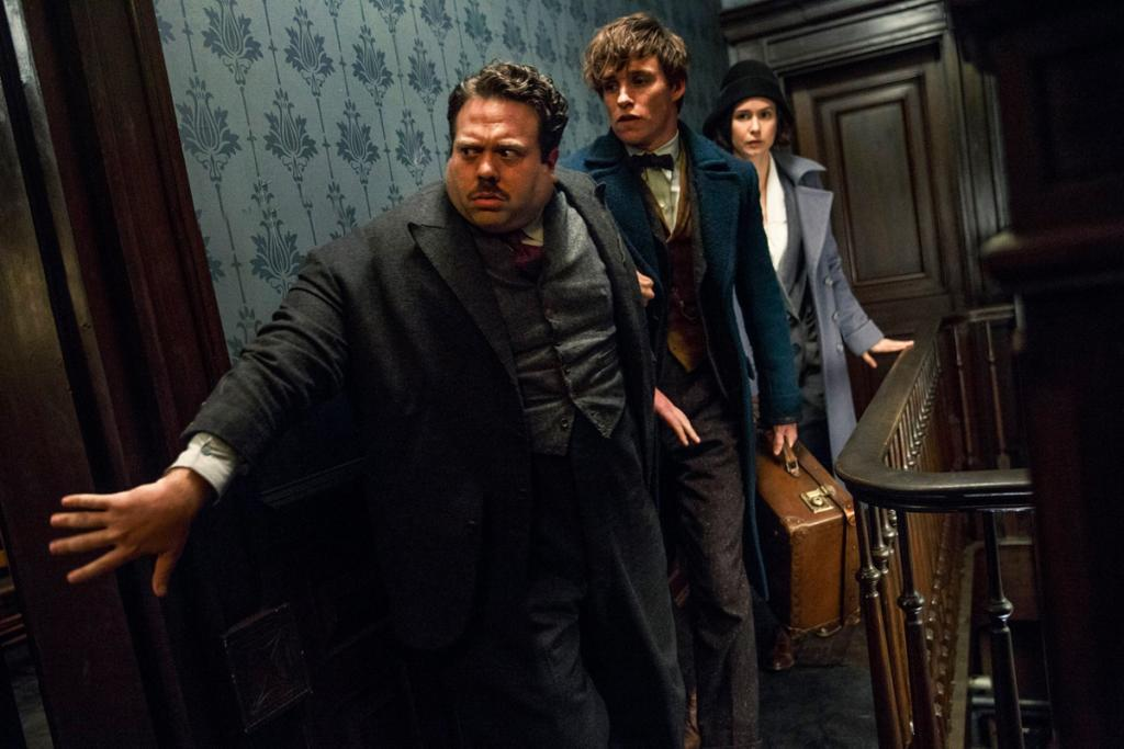 「哈利迷」必睇外傳 《怪獸與牠們的產地》11月上映