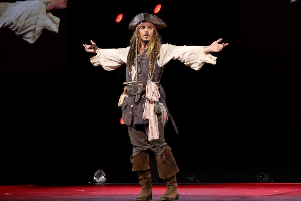 「鬼海盜」追殺尊尼特普!《魔盜王5》前導預告公開