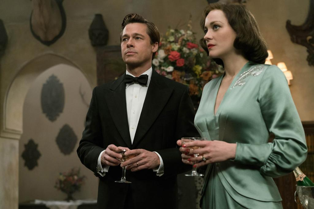 盛傳為離婚導火線之一 畢彼特與新戲拍檔「打得火熱」